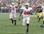 Ohio St Michigan Football
